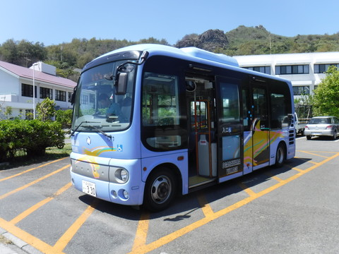 村営バス写真