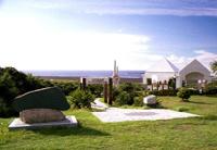 硫黄島島民平和記念墓地公園の画像