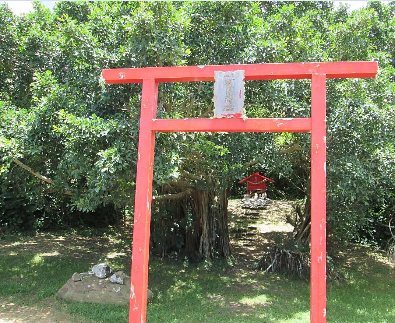 硫黄島神社